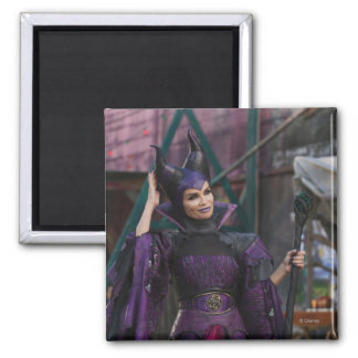 Maleficent Photo 1 2 2 Inch Square Magnet