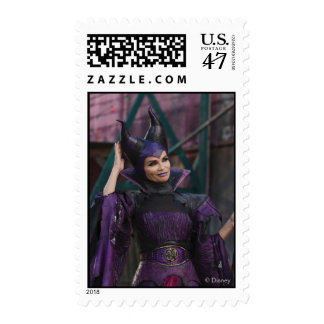 Maleficent Photo 1 2 Postage Stamp
