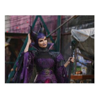 Maleficent Photo 1 2 Postcard