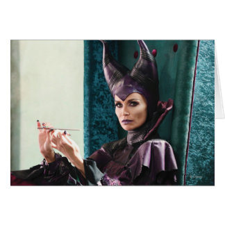 Maleficent Photo 1 3 Card