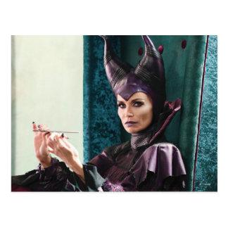 Maleficent Photo 1 3 Postcard