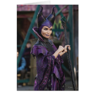 Maleficent Photo 1 Card