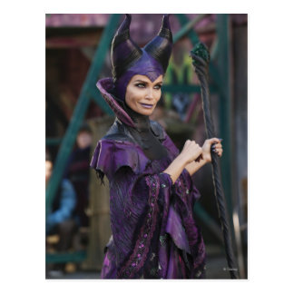 Maleficent Photo 1 Postcard