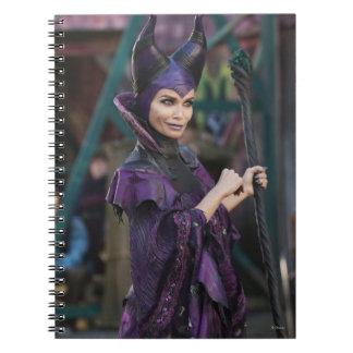 Maleficent Photo 1 Spiral Notebook