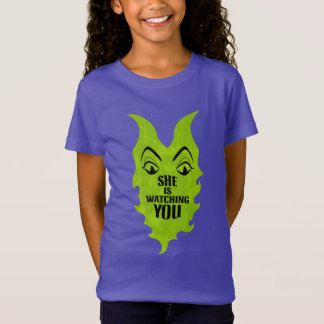 Maleficent - She is Watching You T-Shirt
