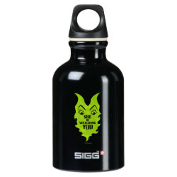 SIGG Traveller Water Bottle (0.6L) with Maleficent She Is Watching You design