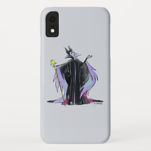 Maleficent | Strikes a Pose iPhone XR Case