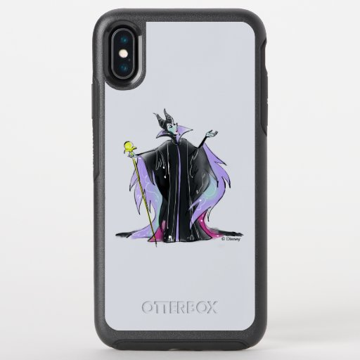 Maleficent | Strikes a Pose OtterBox Symmetry iPhone XS Max Case
