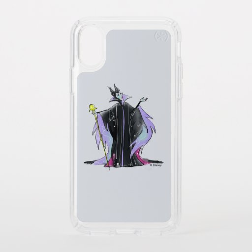 Maleficent | Strikes a Pose Speck iPhone XS Case