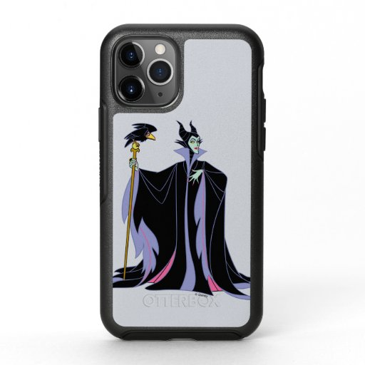 Maleficent | With Diablo OtterBox Symmetry iPhone 11 Pro Case