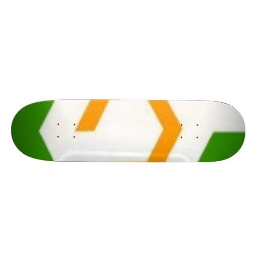 Maleficio grande skate board