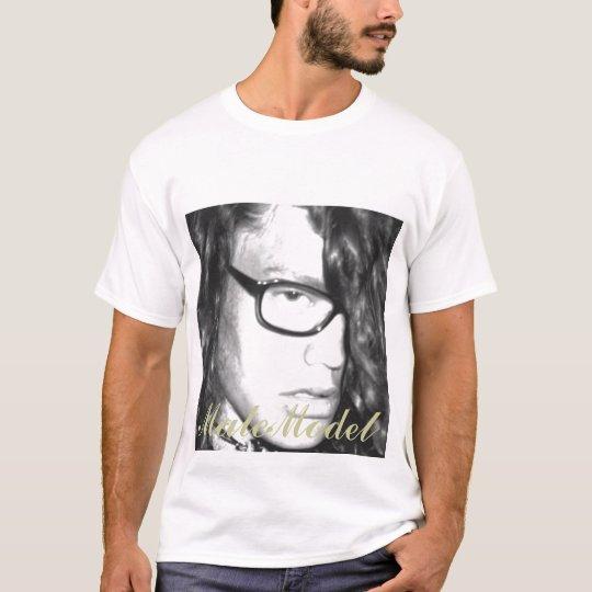 malemodel764, MaleModel tshirt white