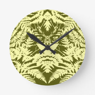 Maler, 2014 reloj redondo mediano