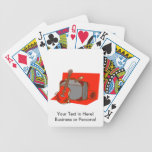 maleta red.png de la guitarra acústica baraja cartas de poker