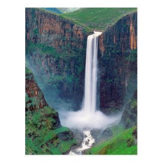 Maletsunyane baja Lesotho Postal