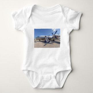 Malev Airlines Ilyushin IL-18 Baby Bodysuit
