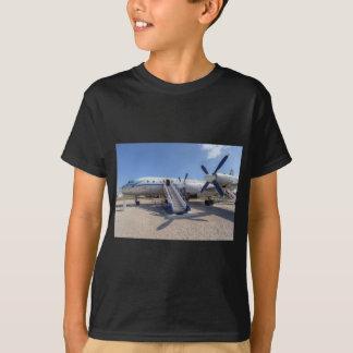 Malev Airlines Ilyushin IL-18 T-Shirt