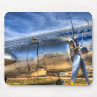 Malev Ilyushin IL-14 Aircraft Mouse Pad