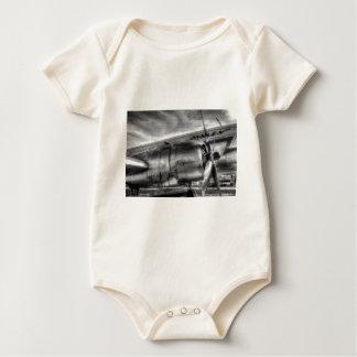 Malev Ilyushin IL-14 Baby Bodysuit