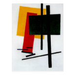 Malevich - Suprematism 1915 Postales