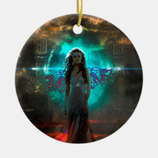 Malevolence Ceramic Ornament