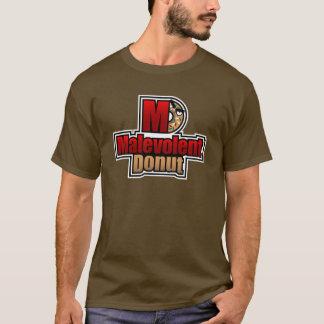 Malevolent Donut Logo T-Shirt