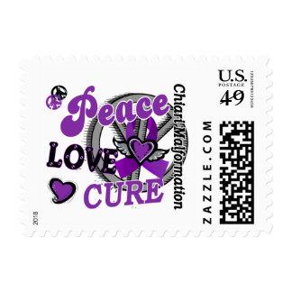 Malformación de Chiari de la curación 2 del amor Sellos