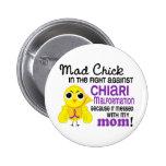 Malformación enojada de Chiari de la mamá del poll Pins