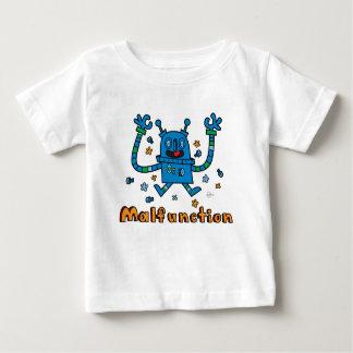Malfuncionamiento - camiseta infantil camisas