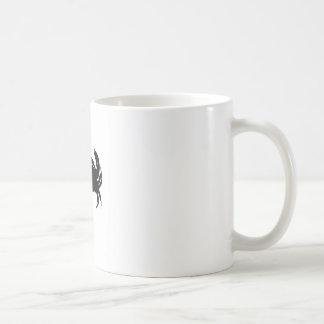 malhumorado taza clásica