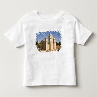 Mali, Bamako. Mosque, Bamako-Djenne Road Toddler T-shirt