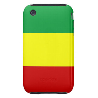 mali country flag green yellow red case