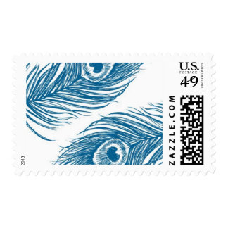 Mali D by Ceci New York Postage Stamp