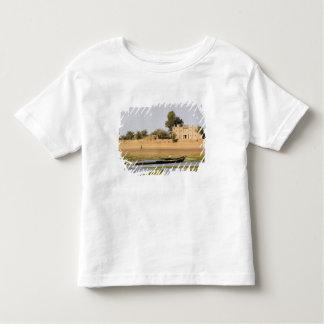 Mali, Djenne. Bani River near Djenne Toddler T-shirt