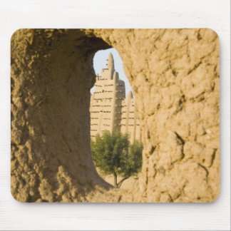 Mali, Djenne. Grand Mosque 2 Mouse Pad