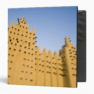 Mali, Djenne. Grand Mosque Binder