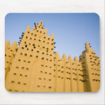 Mali, Djenne. Grand Mosque Mouse Pad