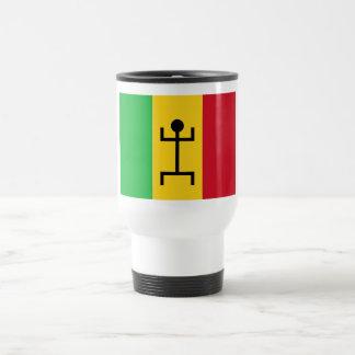 Mali Flag (1959-1961) 15 Oz Stainless Steel Travel Mug