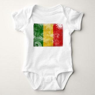 Mali Flag Baby Bodysuit