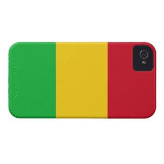 Mali Flag iPhone 4 Case