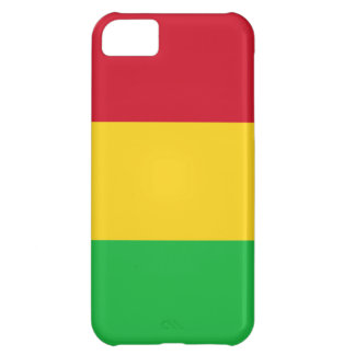Mali Flag iPhone 5C Cover