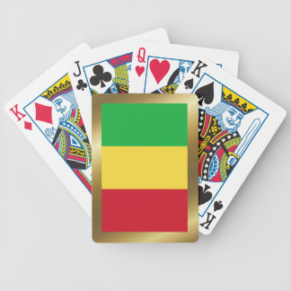 Mali Flag Playing Cards