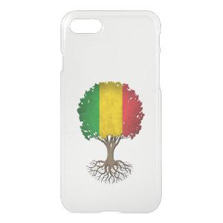 Mali Flag Tree of Life Customizable iPhone 8/7 Case