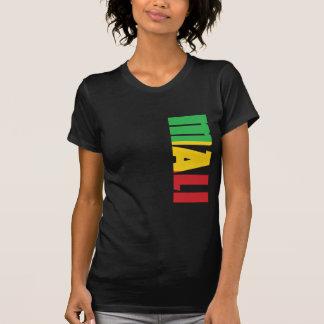 Mali Flag Tee Shirts