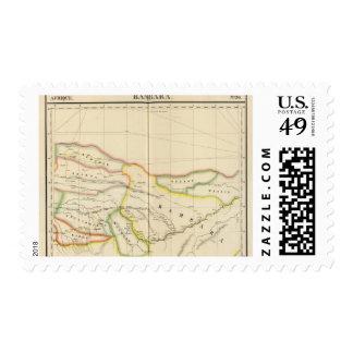 Mali Mauritania and Burkina, Africa Postage Stamp