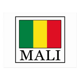 Mali Postcard