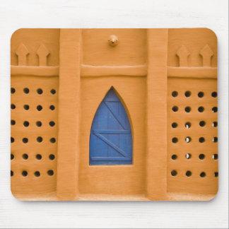Mali, Segou. Traditional mud brick building Mouse Pad