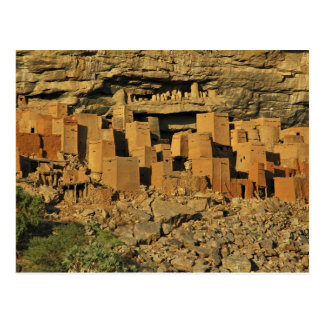 MALÍ, tierras de Dogon. Maliano tradicional de Tarjetas Postales