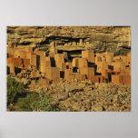 MALÍ, tierras de Dogon. Maliano tradicional de Tel Impresiones