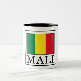 Mali Two-Tone Coffee Mug